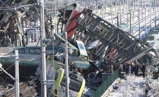 L'accident a été provoqué par une collision entre un train et une locomotive ce jeudi matin près d'Ankara en Turquie