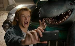 Lucas Till dans Monster Cars de Chris Wedge