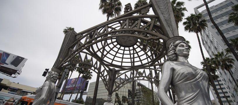 La statue de Marilyn Monroe a disparu du kiosque baptisé «Ladies of Hollywood»