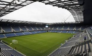 Le stade Océane du Havre.