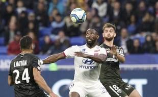 Malheureux dans la finition contre Dijon samedi (0-0), Moussa Dembété a symbolisé l'inefficacité lyonnaise du moment.