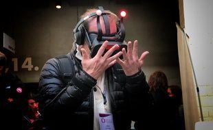 Pour en prendre plein la vue, rendez-vous au salon Virtuality de Paris.