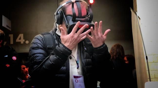 VIDEO. Salon Virtuality de Paris: Les cinq innovations qui nous ont transportés