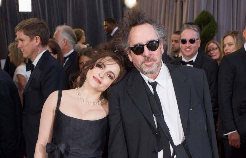 VIDEO. Helena Bonham Carter a gardé les deux maisons dans lesquelles elle vivait avec Tim Burton
