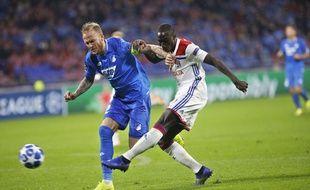 Ferland Mendy a notamment livré un match plein contre Kevin Vogt et Hoffenheim (2-2), la semaine passée.