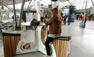 La gare de Lille est également équipée de We Bike