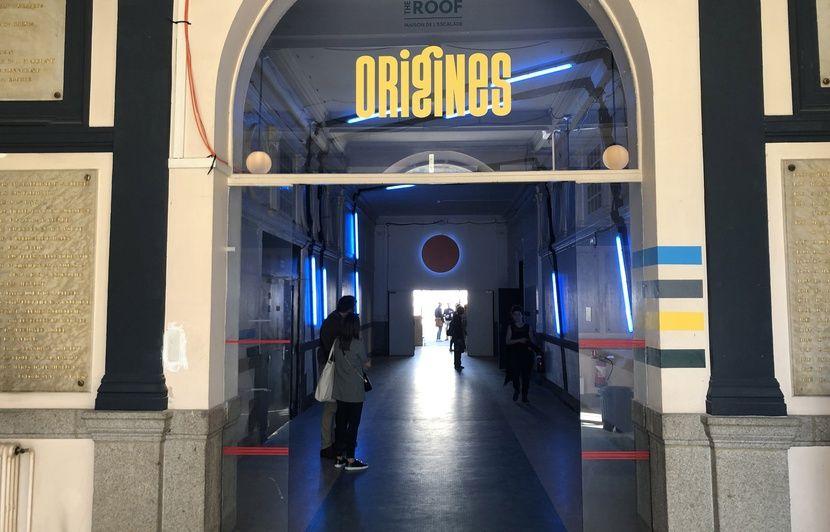 VIDEO : Rennes : L'Hôtel-Dieu revit avec une salle d'escalade et un bistrot