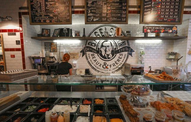 Le Bagelstein faisait partie des dix restaurants partenaires de l'applications Too good to go à son lancement en Alsace.