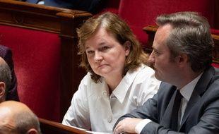 Nathalie Loiseau est ministre des Affaires européennes depuis juin 2017.