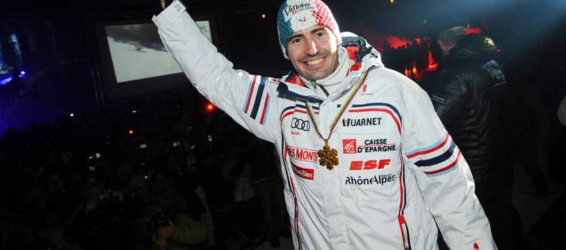 Jean-Baptiste Grange prend sa retraite juste après Julien Lizeroux.