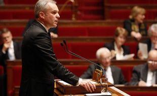 François de Rugy à l'Assemblée nationale le 19 novembre 2015