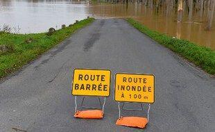 Une vingtaine de routes sont encore inondées ce vendredi matin.