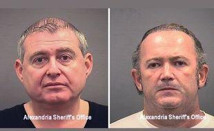 Lev Parnas et Igor Fruman, deux associés de l'avocat de Donald Trump Rudy Giuliani, ont été arrêtés me 9 octobre 2019.