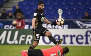 En piquant notamment son ballon avec brio devant Laurent Pionnier dimanche, Nabil Fekir a prouvé qu'il pouvait revenir à son meilleur niveau