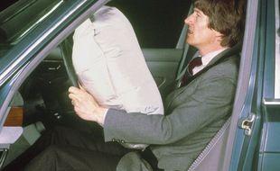 Mercedes - 40 ans d'airbag