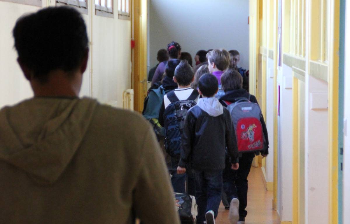 Illustration d'une école primaire, ici en Ille-et-Vilaine. – C. Allain / APEI / 20 Minutes