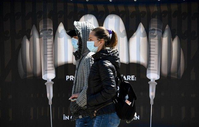 Vaccination : Les Roumains se font piquer au «château de Dracula»