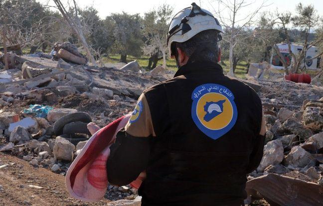 Syrie: Quinze civils tués dans des frappes russes dans le nord-ouest, selon l'OSDH