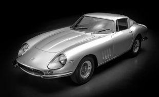 Ferrari 275 GTB/4 ex-Johnny Halliday