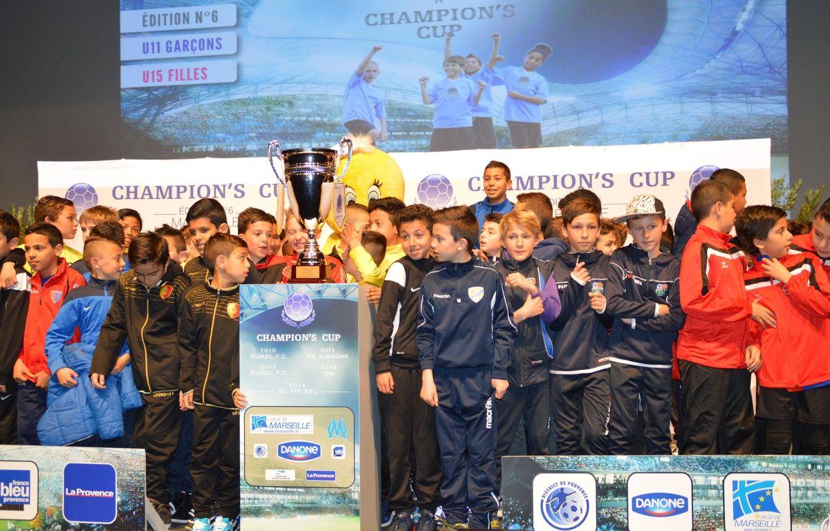 Des futurs participants de la Champion's Cup 2015. – L. Bécart / 20 Minutes