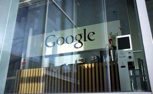 Le siège européen de Google, en Irlande.