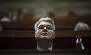 Jean-Paul Delevoye, à l'Assemblée le 11 décembre 2019.
