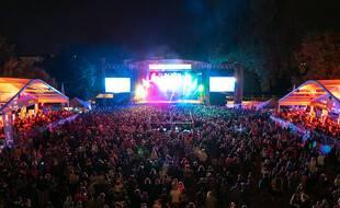 Le festival ODP à Talence (Gironde)