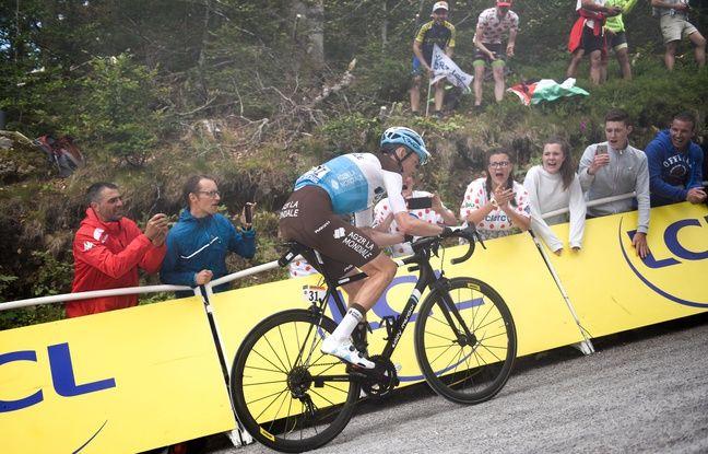 Tour de France 2019: Romain Bardet a eu «un sentiment de honte» à la Planche des Belles Filles
