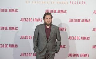 Jonah Hill en septembre 2016 à Madrid