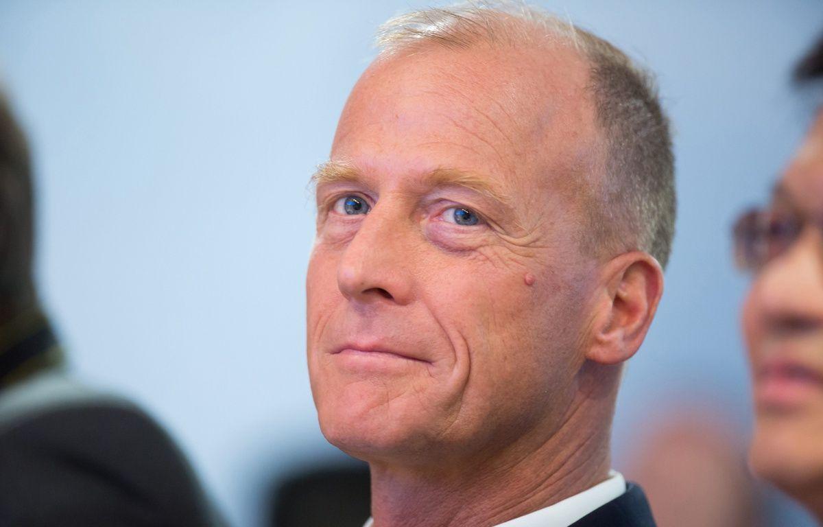 Tom Enders, le PDG d'Airbus. – B. Colin / 20 Minutes
