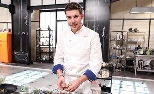 Matthias, candidat de la douzième saison de « Top Chef »