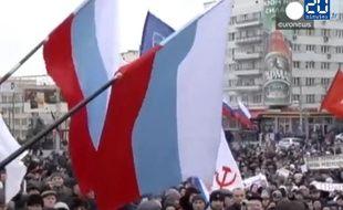 L'Ukraine est tiraillé entre sa partie pro-européenne et l'est russophile