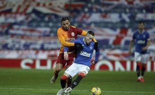 Le défenseur stambouliote Elabdellaoui n'est pas prêt de retrouver les terrains.