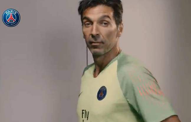 Mercato: Alerte générale! C'est officiel, Gianluigi Buffon a signé au Paris Saint-Germain