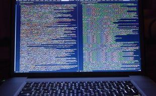 Les cybermenaces ont de quoi faire peur. Illustratio