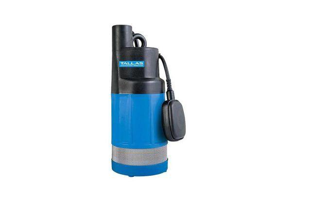 Pompes à eau Trotec TDP 7500 E