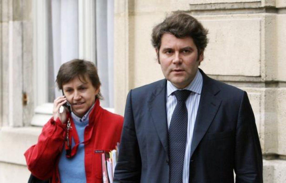 La cour d'appel de Paris s'est opposée lundi à ce qu'un juge d'instruction enquête sur le contrat conclu en 2007, sans mise en concurrence, entre l'Elysée et une société de conseil pour la réalisation de sondages. – Patrick Kovarik afp.com