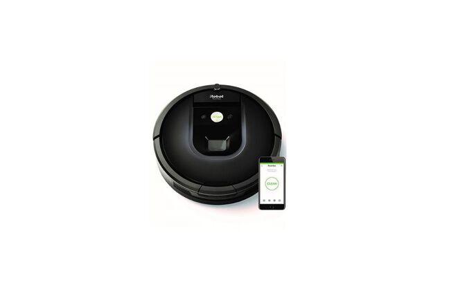Aspirateur-robot iRobot Roomba 981