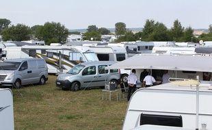 11.000 personnes font partie de la communauté des gens du voyage en Gironde.