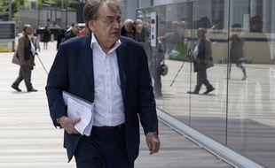 Alain Finkielkraut a été insulté par le prévenu lors d'une manifestation des gilets jaunes en février dernier