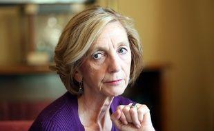 L'ex-ministre et sénatrice Nicole Bricq, en octobre 2013.