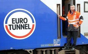 L'exploitant du tunnel sous la Manche Eurotunnel a vu son chiffre d'affaires progresser de 16% en 2011 à 844,8 millions d'euros, grâce notamment à une hausse de son activité navette (+10%) et du trafic Eurostar (+2%).