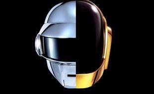 Le visuel dévoilé par Daft Punk pour annoncer leur nouvel album