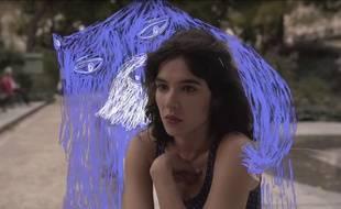 Extrait du clip de «Marianne», chanson d'Alexis HK sur les attentats de Paris