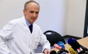 Le docteur Eric Karigerd le 2+6 janvier 2014 à Reims