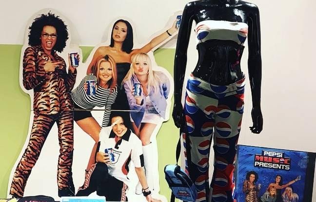 Pepsi était l'un des principaux sponsors des Spice Girls...