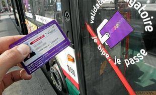 La carte Pass'Pass supporte les titres Transpole, V'Lille et Autopartage.