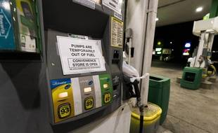 De nombreuses pompes sont encore vides aux Etats-Unis.