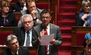 Le député PS de la 8e circonscription de Haute-Garonne, Joël Aviragnet.