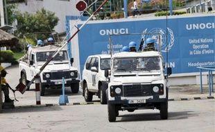 Soldats de l'Onuci au Mali. L'Onuci a continué à «surveiller et rassembler les preuves concernant toute violation des droits de l'homme» au Mali, selon Ban Ki-moon, le secrétaire général de l'ONU.